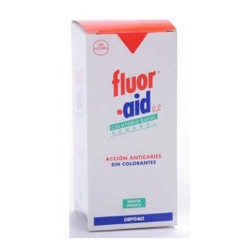 Fluor aid 0,2 col (1 envase 150 ml)