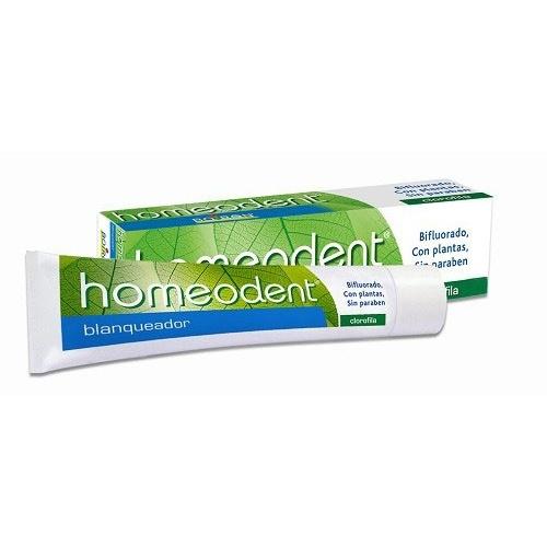 Homeodent blanqueador pasta dental (1 envase 75 ml)
