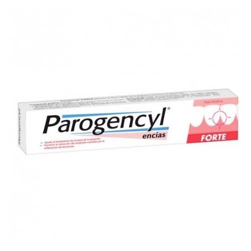 Parogencyl encias forte dentifrico (1 envase 75 ml)