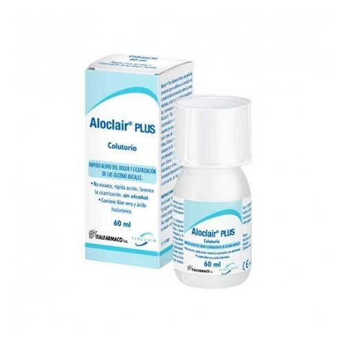 Aloclair plus colutorio (60 ml)