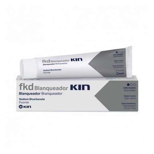 Fkd dentifrico blanqueador (1 envase 125 ml)