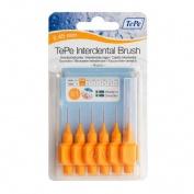 Cepillo interdental tepe 0.45 mm naranja