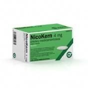 NICOKERN 4 MG CHICLES MEDICAMENTOSOS SABOR MENTA , 24 chicles (PVC/PE/PVDC/AL)