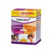Paranix pack duo spray y protec (1 envase 60 ml + 1 envase 100 ml)