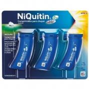 NIQUITIN 1,5 mg COMPRIMIDOS PARA CHUPAR SABOR MENTA , 60 comprimidos