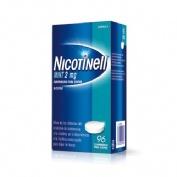 NICOTINELL MINT 2 mg COMPRIMIDOS PARA CHUPAR, 96 comprimidos