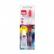 Cepillo dental adulto - phb plus (duro)